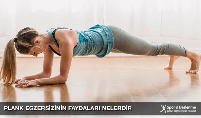 Plank Egzersizinin Faydaları Nelerdir