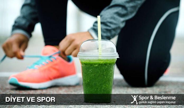 diyet ve spor birlikte mi yapılır