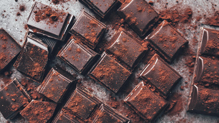 Diyette Bitter Çikolata Ne Kadar Tüketilmelidir