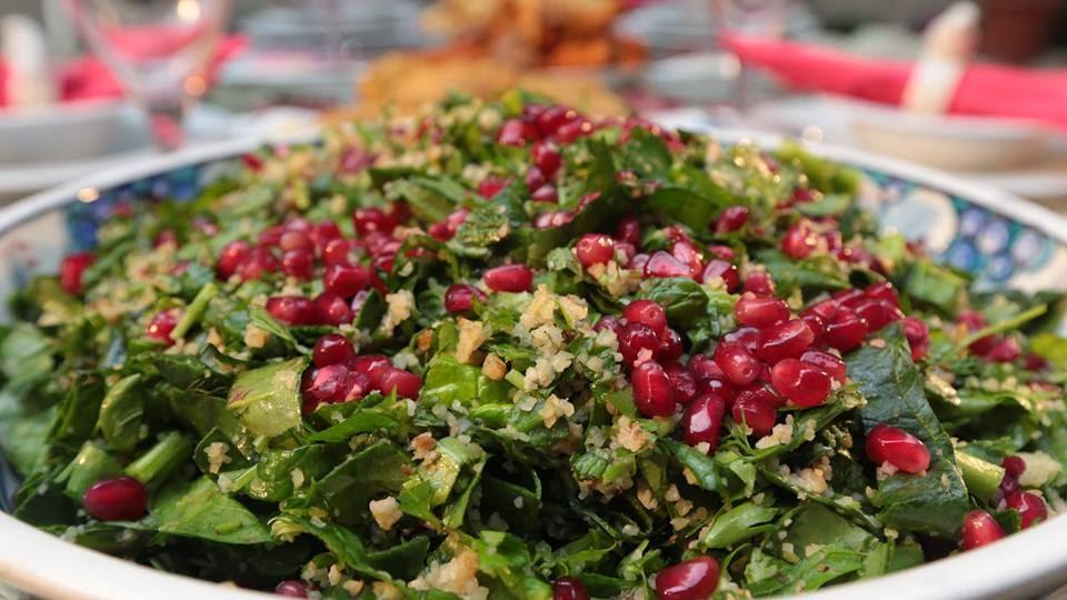 Ispanak Salatası Nasıl Yapılır