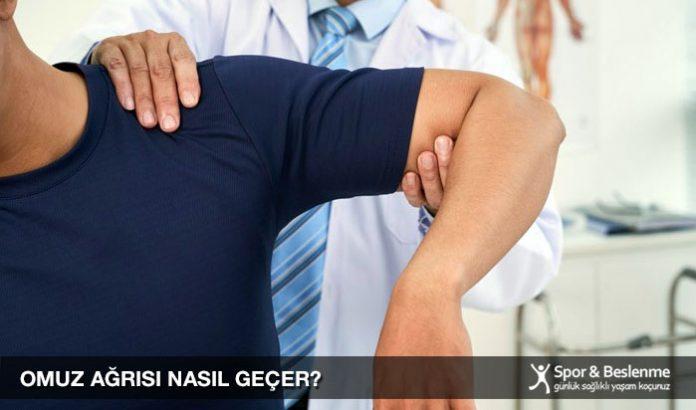 omuz ağrısı nasıl geçer omuz ağrısı neden olur