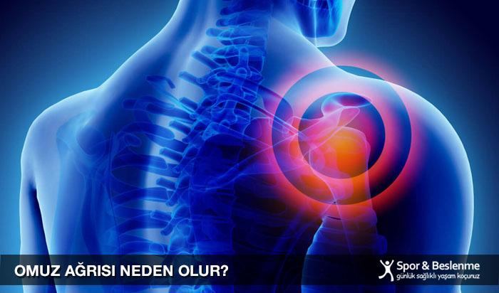 omuz ağrısı neden olur