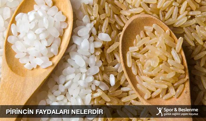 pirincin faydaları nelerdir