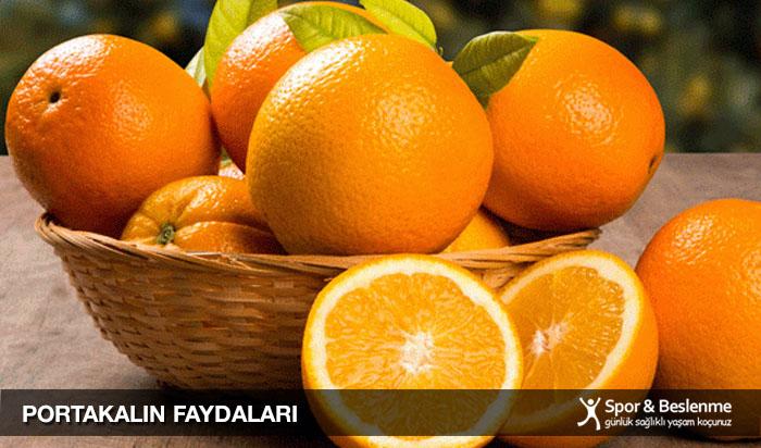 portakal faydası nedir