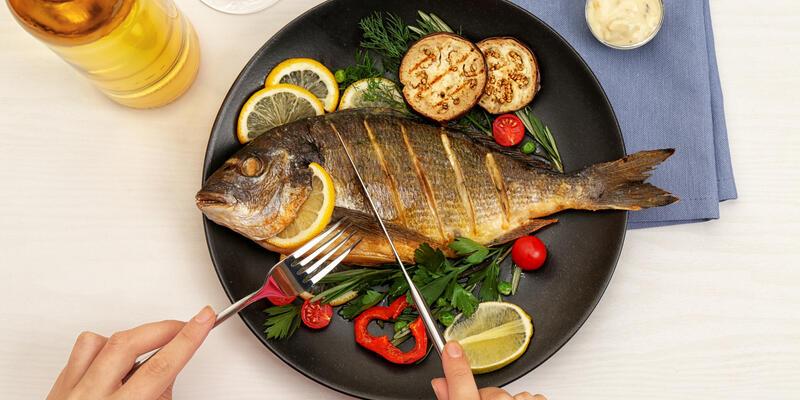 Balık Tüketerek Kilo Vermek Neden Daha Kolaydır