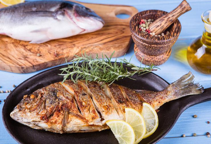 Balıkta Bulunan Besin Değerleri