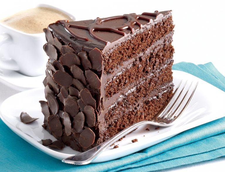 1 Dilim İnce Çikolatalı Pasta Kaç Kalori