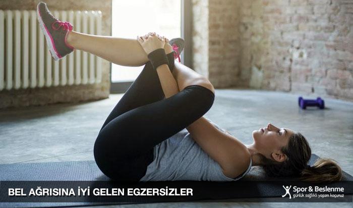 evde bel ağrısı egzersizleri nelerdir