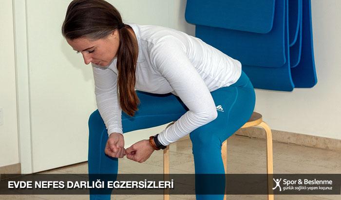 evde nefes darlığı egzersizleri