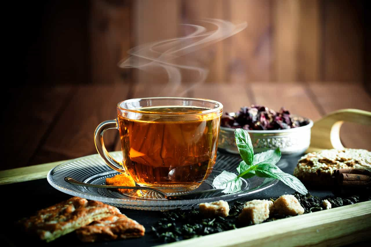 İştahı Azaltan Çaylar