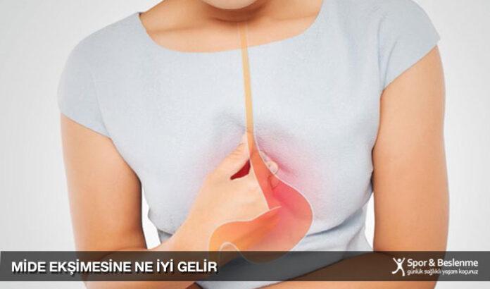 mide ekşimesine ne iyi gelir