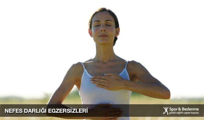 nefes darlığı nasıl geçer