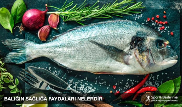 balığın sağlığa faydaları nelerdir