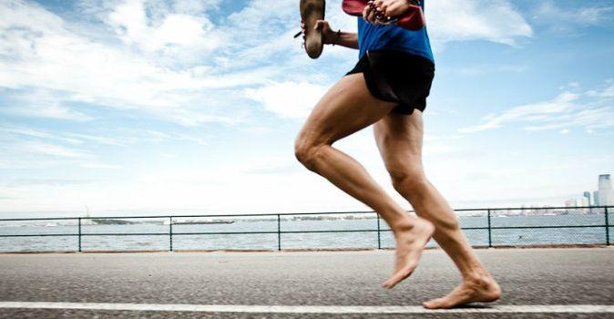 Çıplak Ayak İle Yapılan Koşu Sakatlık Riskini Azaltır Mı