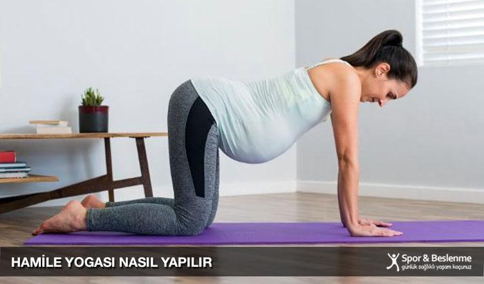 hamile yogası faydaları nasıl yapılır