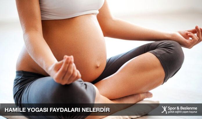 hamile yogası faydaları nelerdir