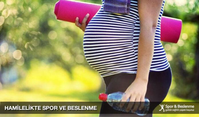 hamilelikte spor beslenme nasıl olmalıdır