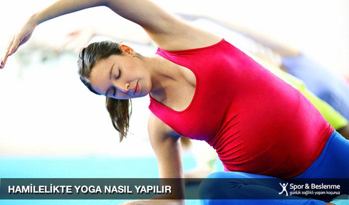 hamilelikte yoga nasıl yapılır
