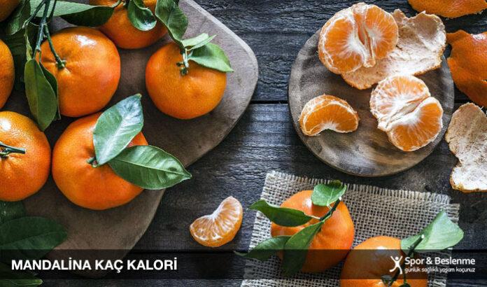 mandalina kaç kalori