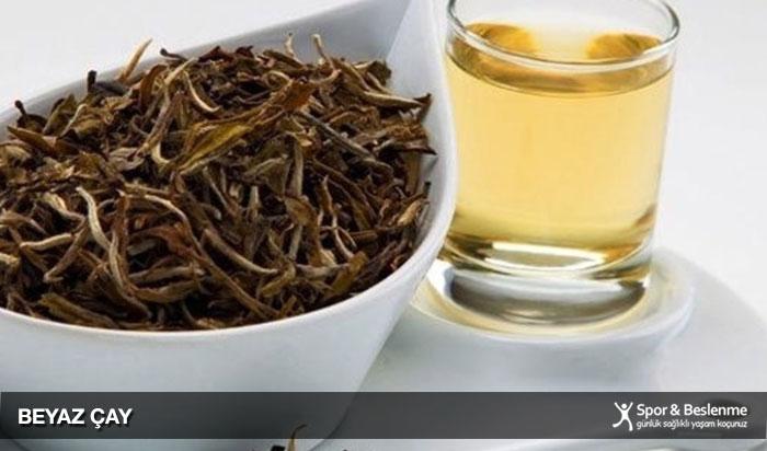 metabolizmayı hızlandıran beyaz çay