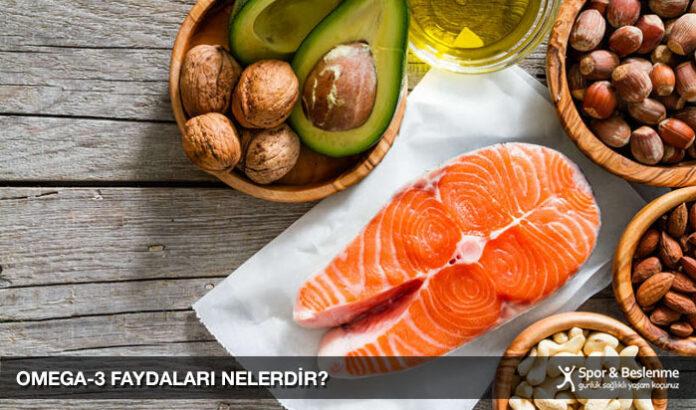 omega-3 nedir sağlığa faydaları nelerdir