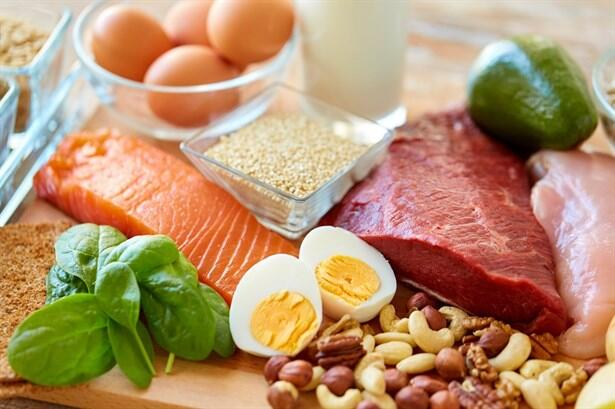 Protein Alımını Es Geçmeyin