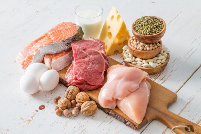 Yüksek Protein ile Zayıflama Diyeti Riski