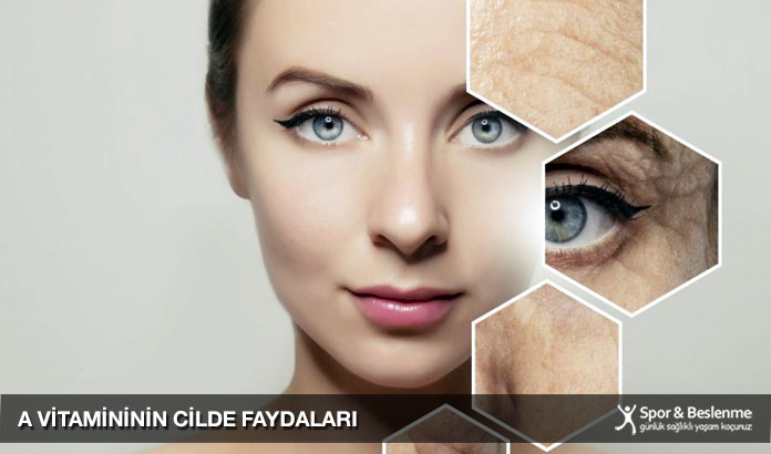 a vitamini cilde faydaları
