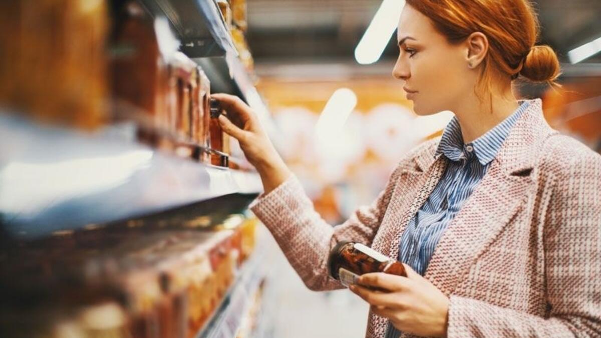 Aldığınız Ürünlerin Etiketini Okuyun