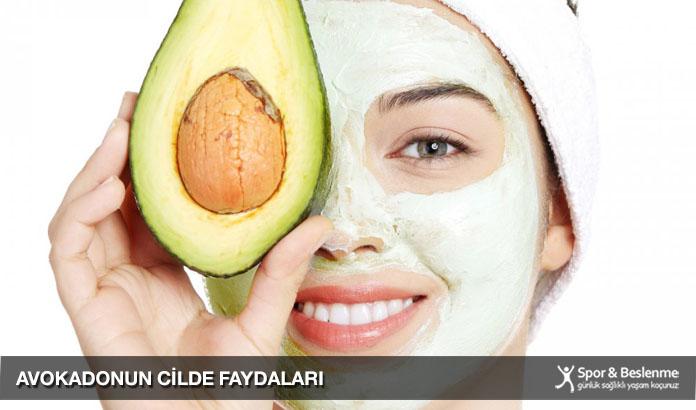 avokadonun cilde faydaları nelerdir