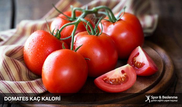 domates kaç kalori