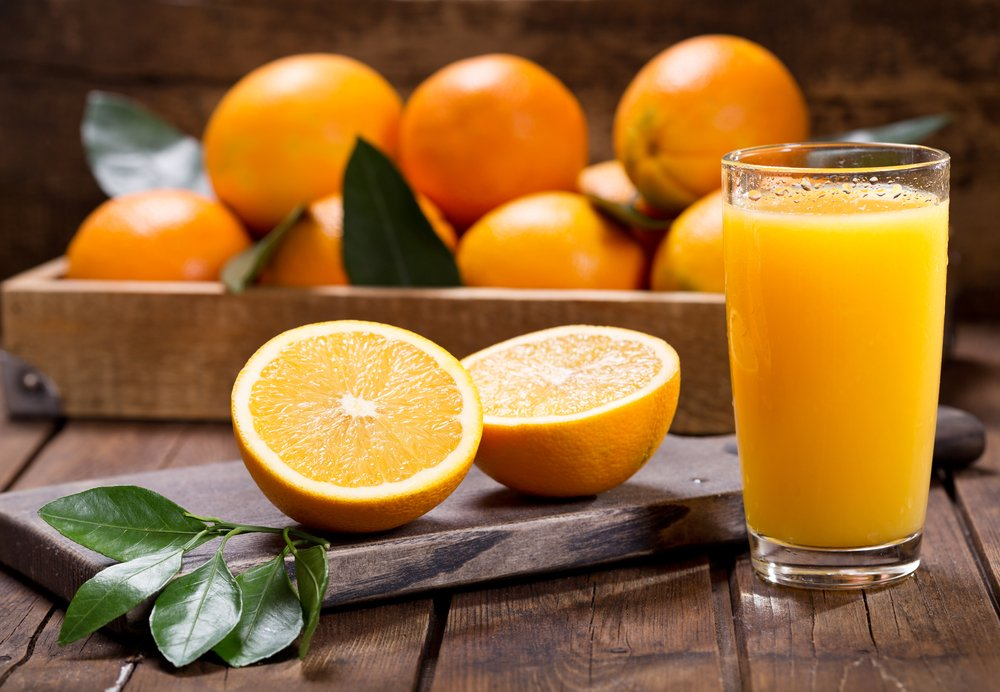 Portakal Suyu Kaç Kalori