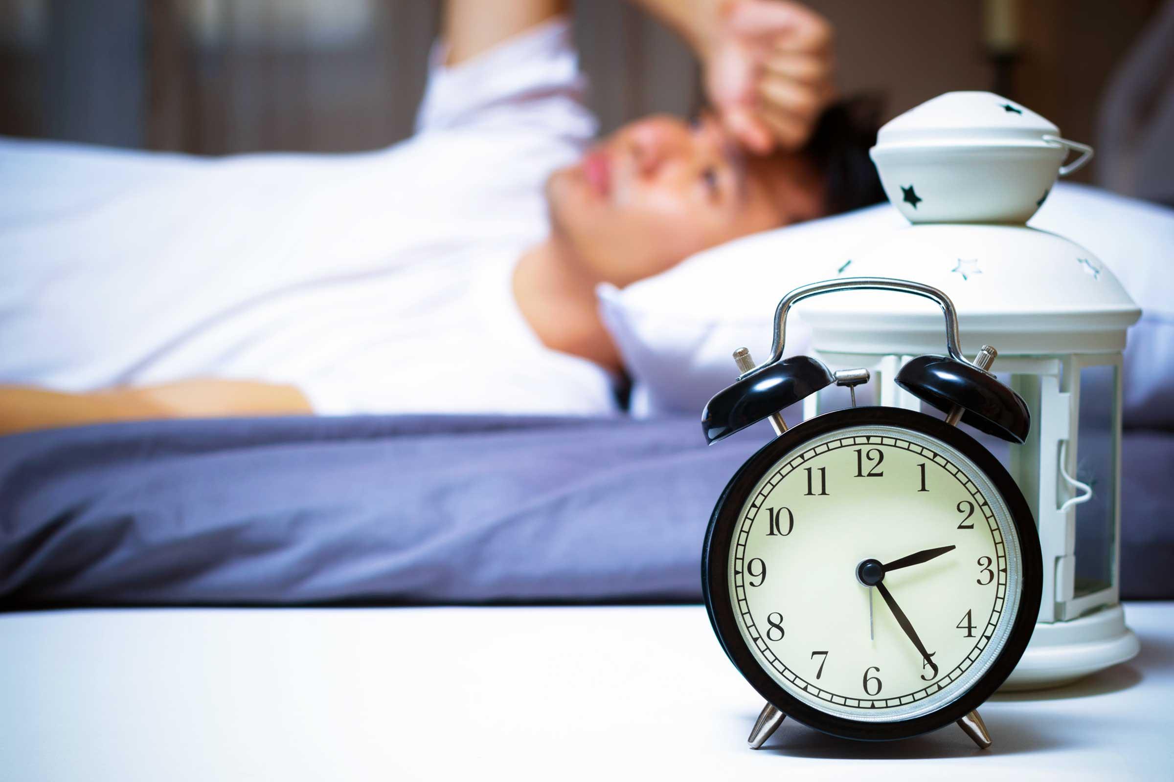 Uyku Bozuklukları Nelerdir