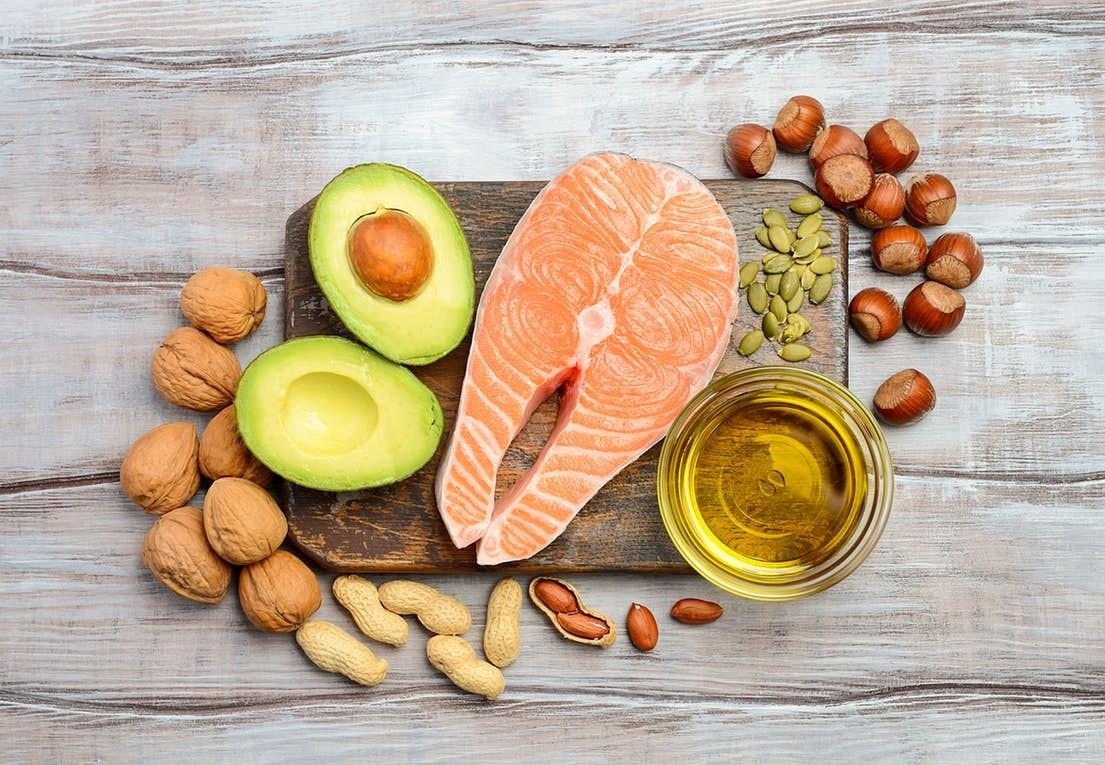 Yağ İçeriği Yüksek Yiyecekler, Karın Bölgesindeki Yağların Oluşmasını Sağlar Mı