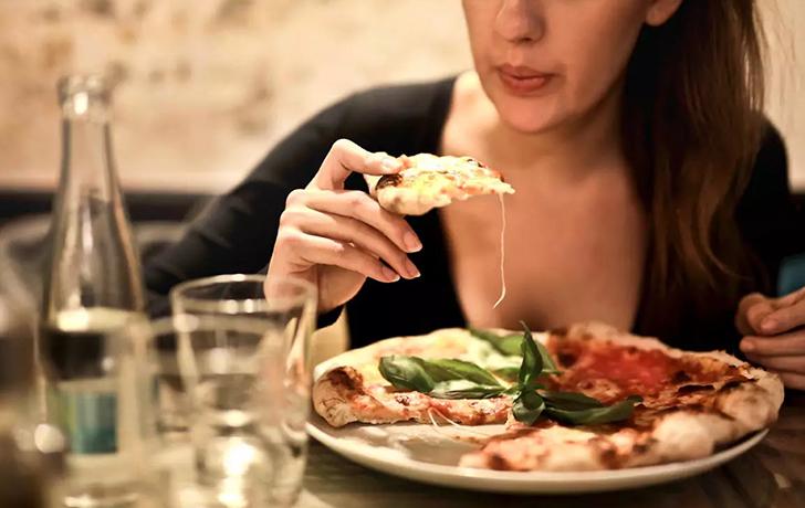 Yemek Yeme Hızınızı Yavaşlatın