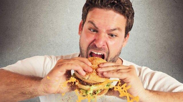 Hızlı Yemek Yiyor Olabilirsiniz