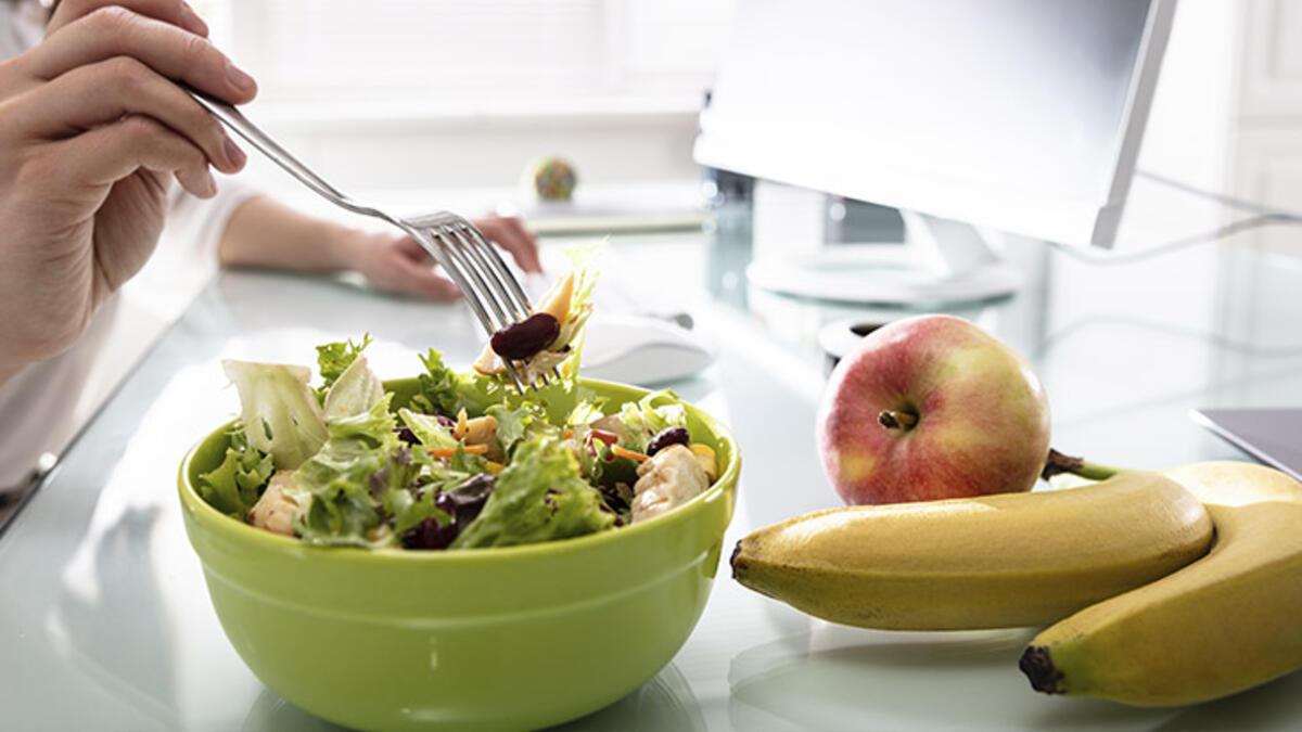 Öğle Yemeğinde Ne Yemeli