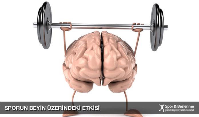 sporun beyin üzerindeki etkisi