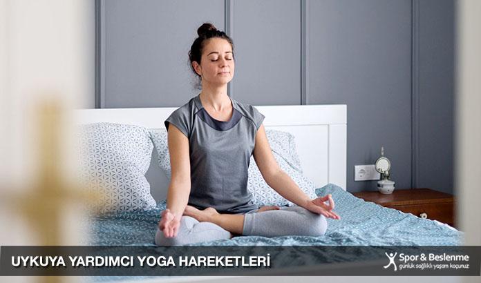 uykuya yardımcı yoga hareketleri