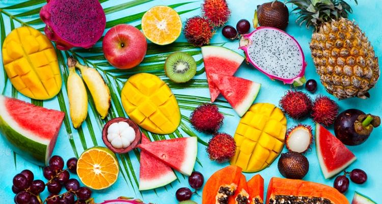 Yazın Yetişen Meyveler Nelerdir