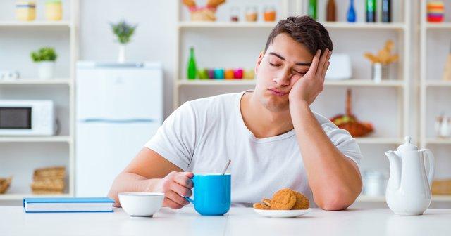 Yemek Yedikten Sonra Uyuma İsteği