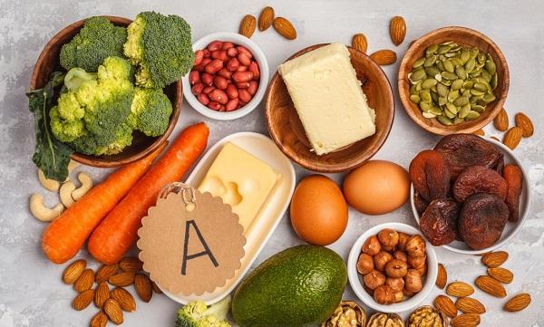 A Vitamini En Çok Hangi Besinlerde Bulunmaktadır