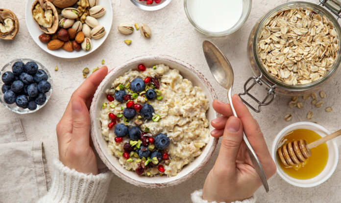 1 Kase Muzlu Yulaf Lapası Kaç Kalori