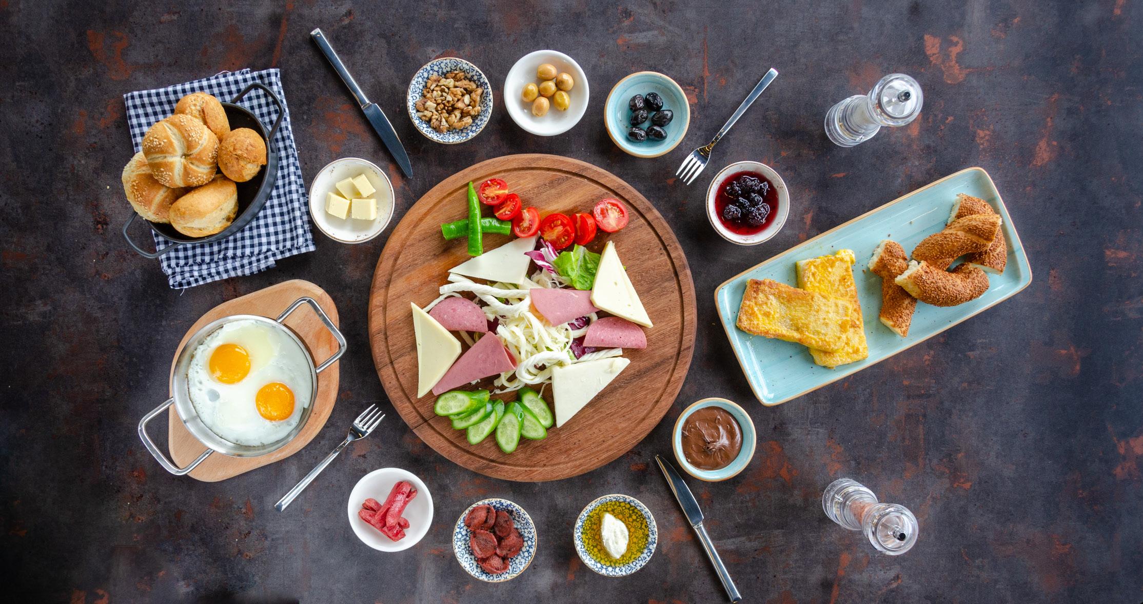 Kahvaltıda Kaç Kalori Alınmalı