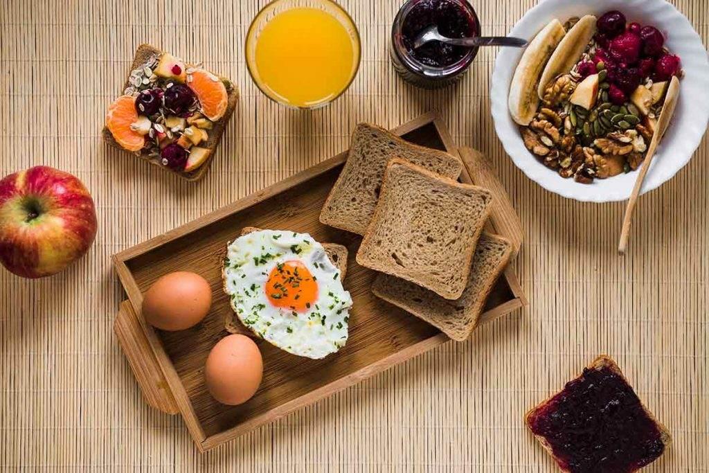 Kahvaltıda Ne Yemeli