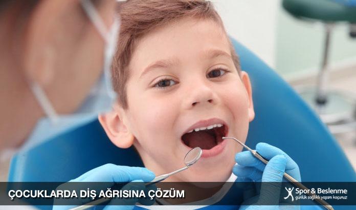 çocuklarda diş ağrısına evde doğal bitkisel çözüm