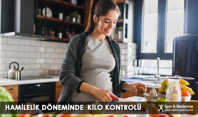 Hamilelik Döneminde Kilo Kontrolü