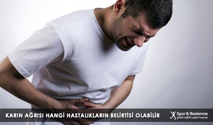 Karın Ağrısı Hangi Hastalıkların Belirtisi Olabilir