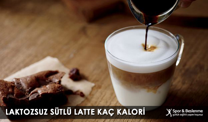 Laktozsuz Sütlü Latte Kaç Kalori