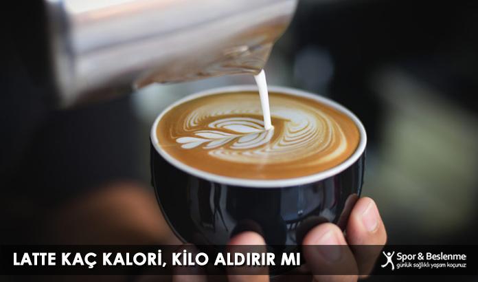 Latte Kaç Kalori, Kilo Aldırır Mı